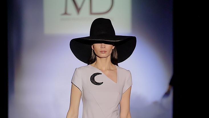 Dark Moon на Неделе моды в Москве