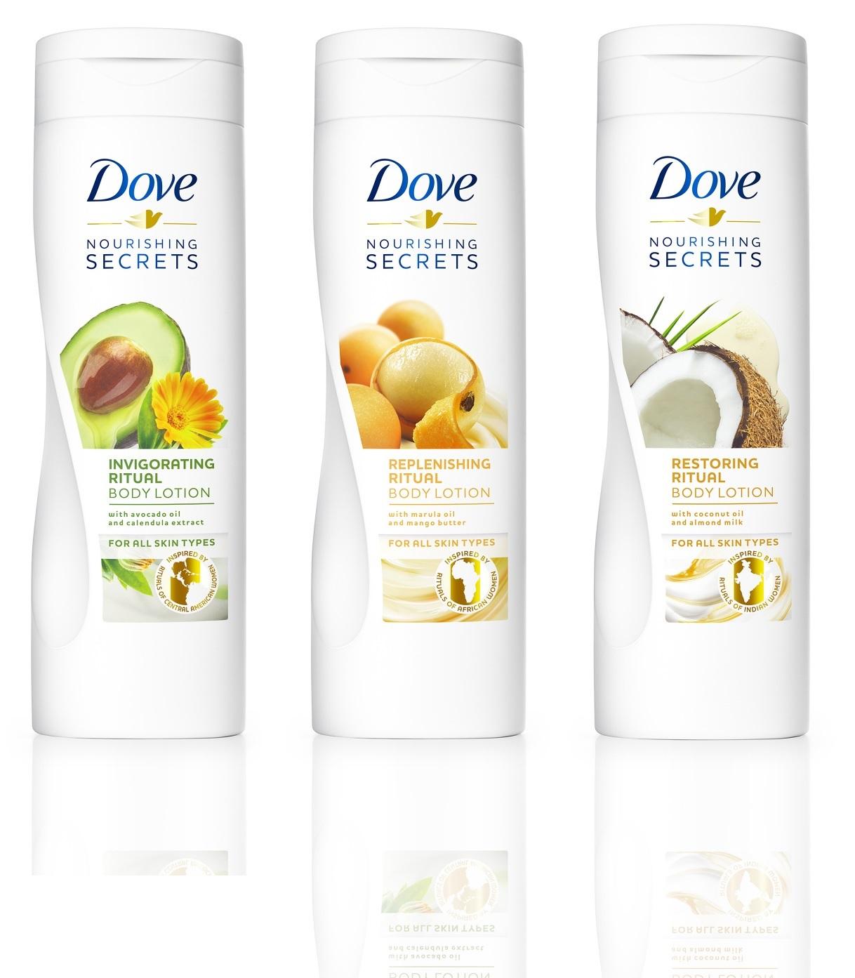 Секреты Dove