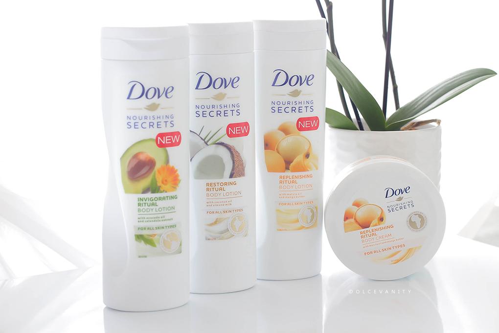 dove+nourishing+secrets+body+lotion+body+cream
