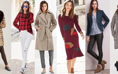 Осенний гардероб Next