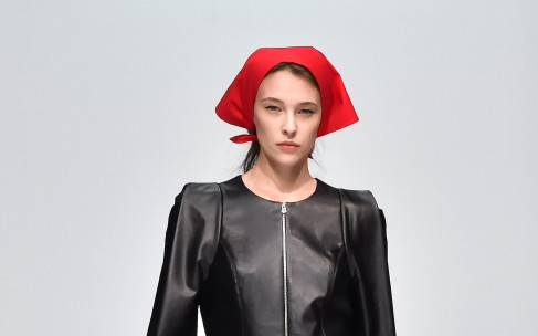 Коллекция «17» на Неделе моды в Москве