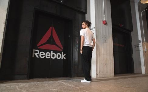 Виктория Бекхэм и Reebok