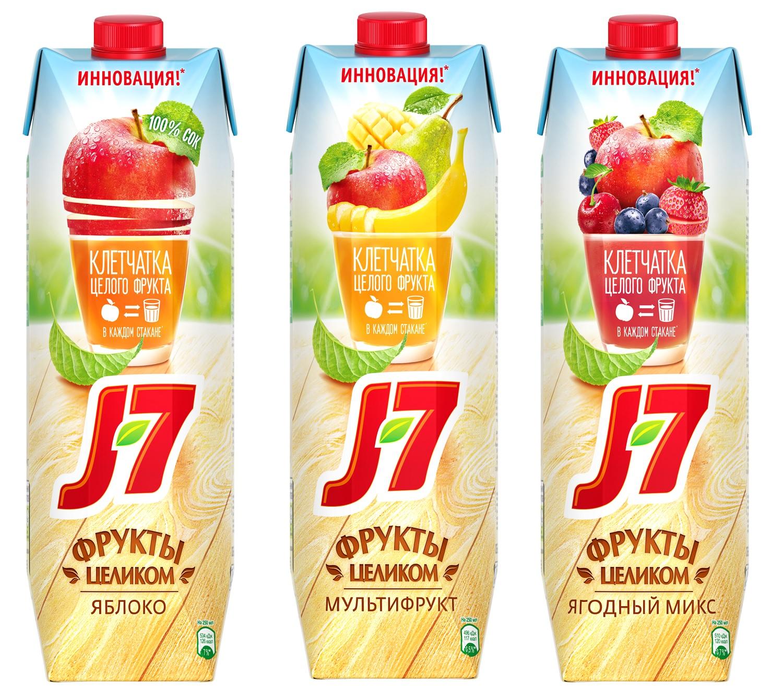 J7 «Фрукты Целиком»