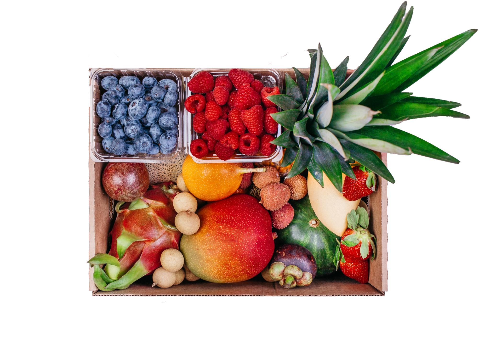 Букеты Фрутто - интернет магазин фруктовых букетов