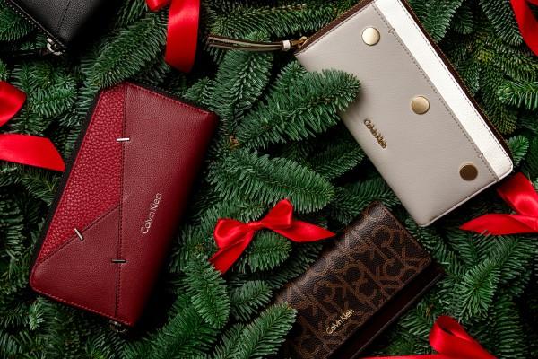 Новогодние подарки Calvin Klein