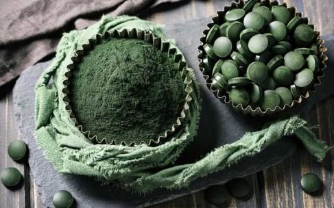 Витамины группы В и водоросли