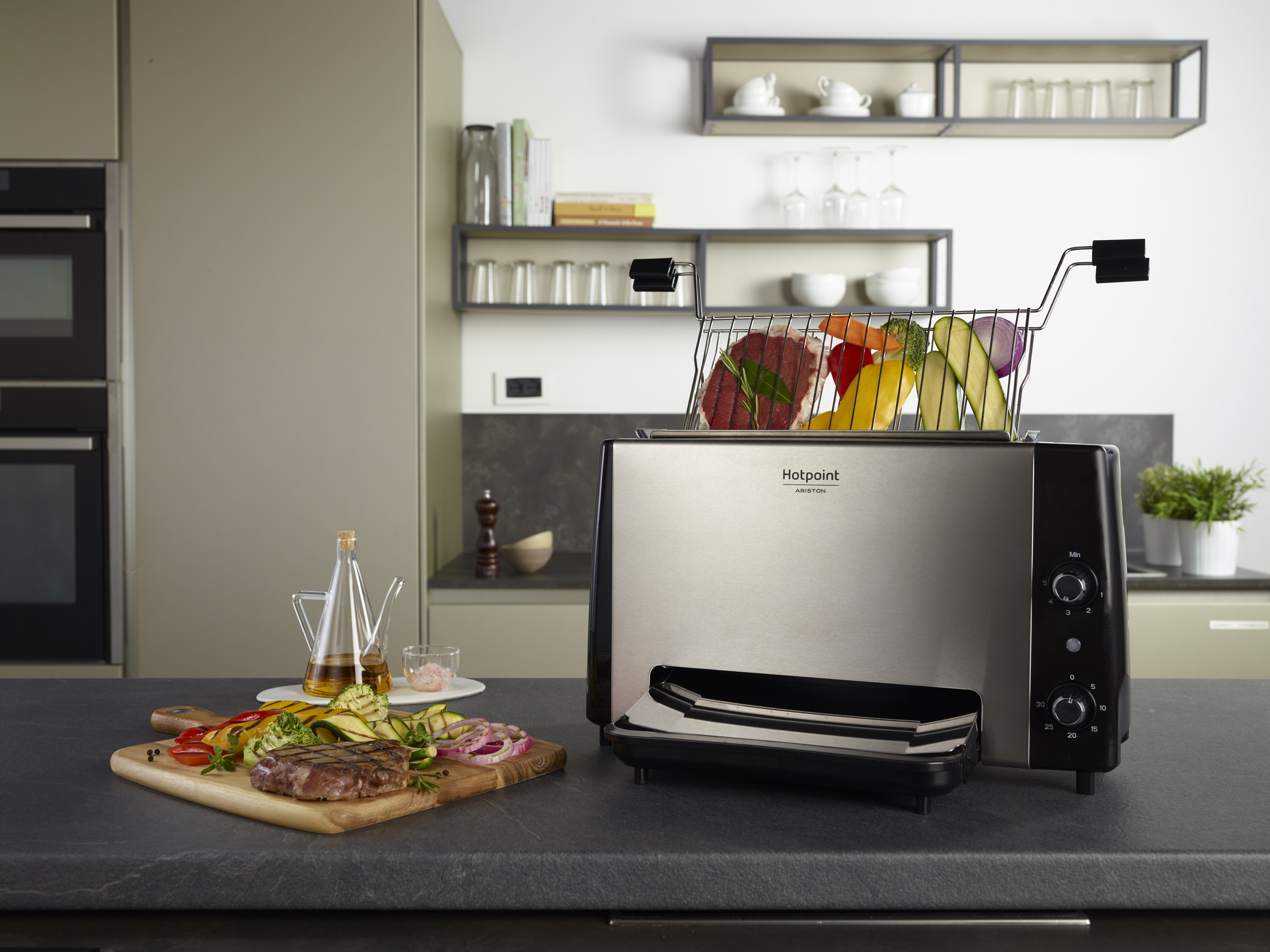 Hotpoint Vertical Grill_1