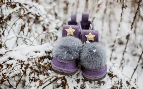 Обувь для русской зимы