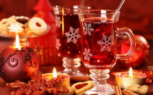 Горячие напитки для холодной зимы