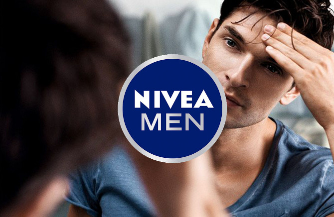 мужские подарки Nivea