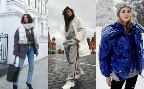 Как носить зимнюю куртку и выглядеть модно