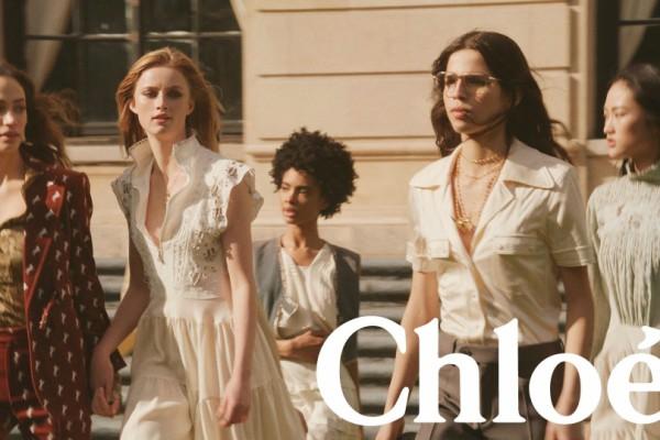 Chloe весна-лето 2018