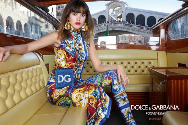 Путешествие в Италию с Dolce & Gabbana