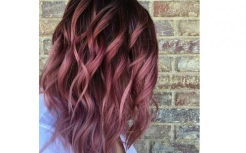 Паджента — тренд в окрашивании волос