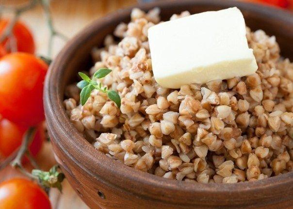 Как приготовить гречку по-купечески
