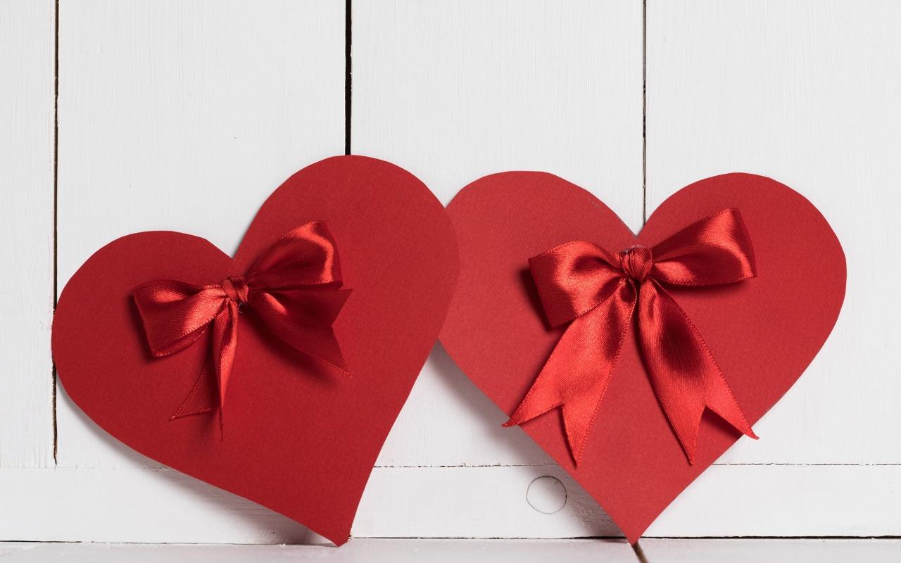 История любви: романтический вечер