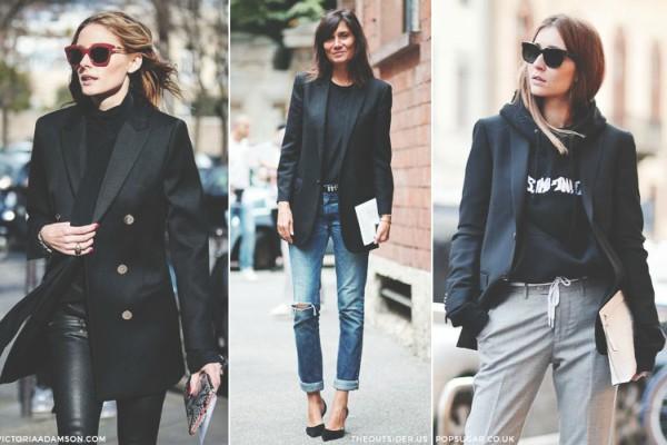 Как создать классический модный образ?