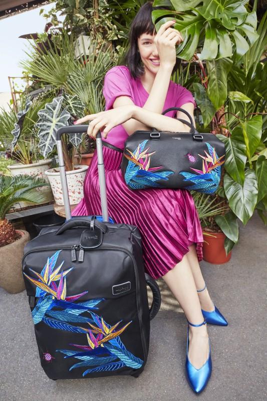 Кожаные сумки для стильных путешественниц