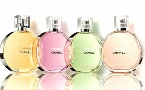 Лучший подарок девушке — Chanel Chance