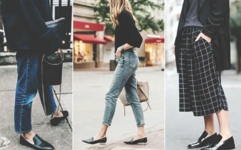 Мужская обувь для девушек