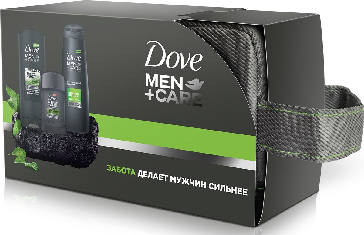 Dove Men+Care_Энергия свежести
