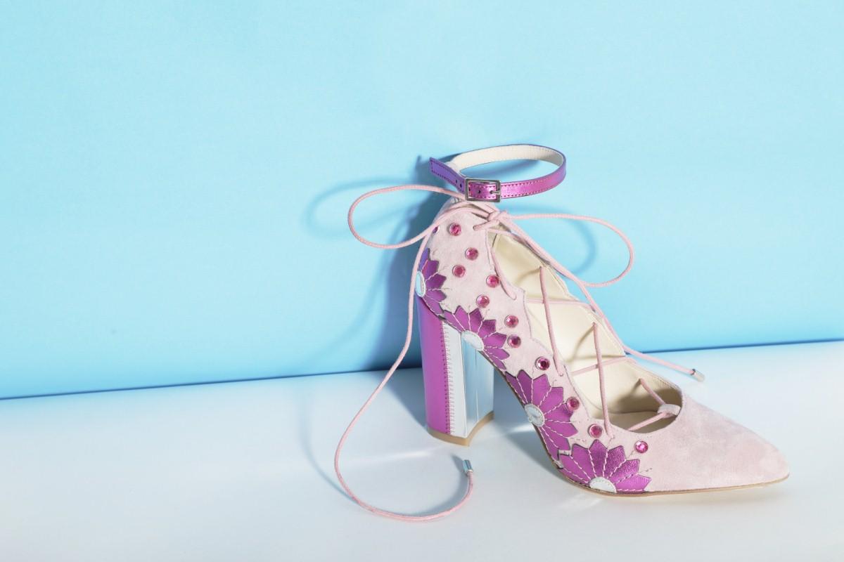 Обувь бренда Polina Magiy