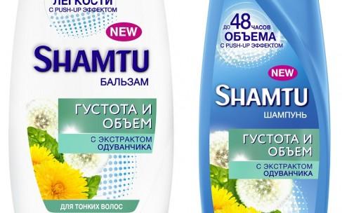 Shamtu для тонких волос