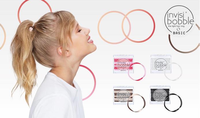 Новый вид резинок для волос