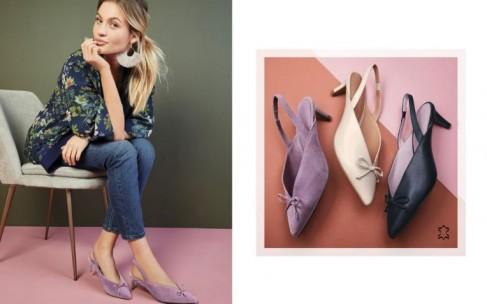 Обувь в стиле 50-х годов в моде