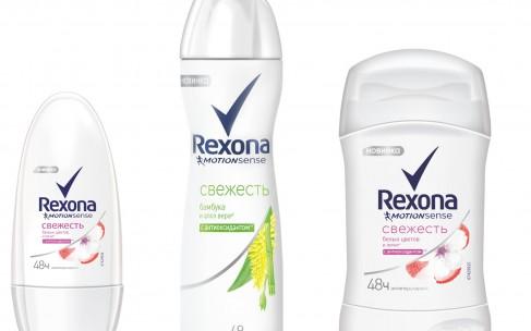 Букет свежих средств Rexona