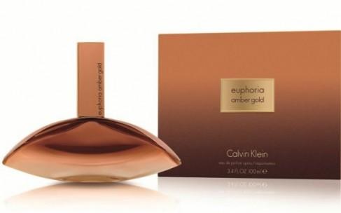 Euphoria Amber Gold Calvin Klein