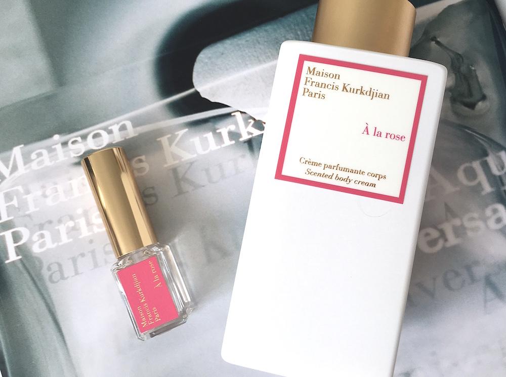 À La Rose Hand Cream, Maison Francis Kurkdjian