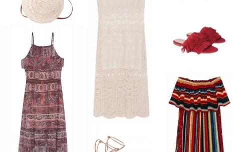 Летние платья – хит праздника