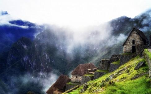 Загадки Перу