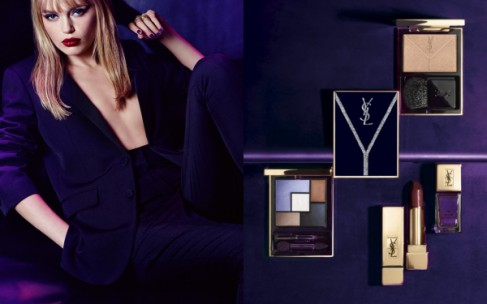 Косметика Iconic Purple YSL