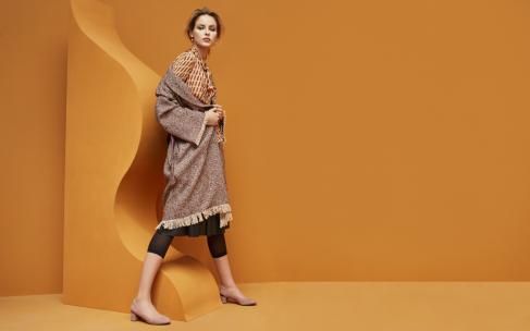 Осенняя обувь в стиле 60-х