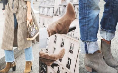 Осенние ботинки: выбор за вами!