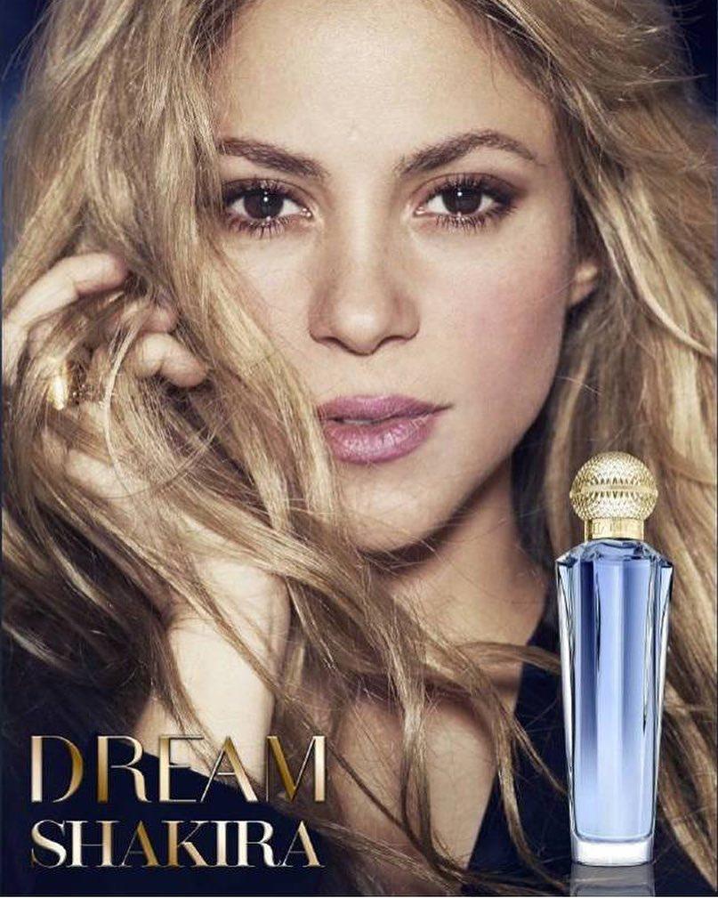 Аромат Shakira — Dream