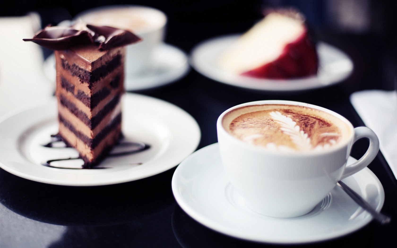 coffee-cup-piece-of-cake-hd-wallpaper