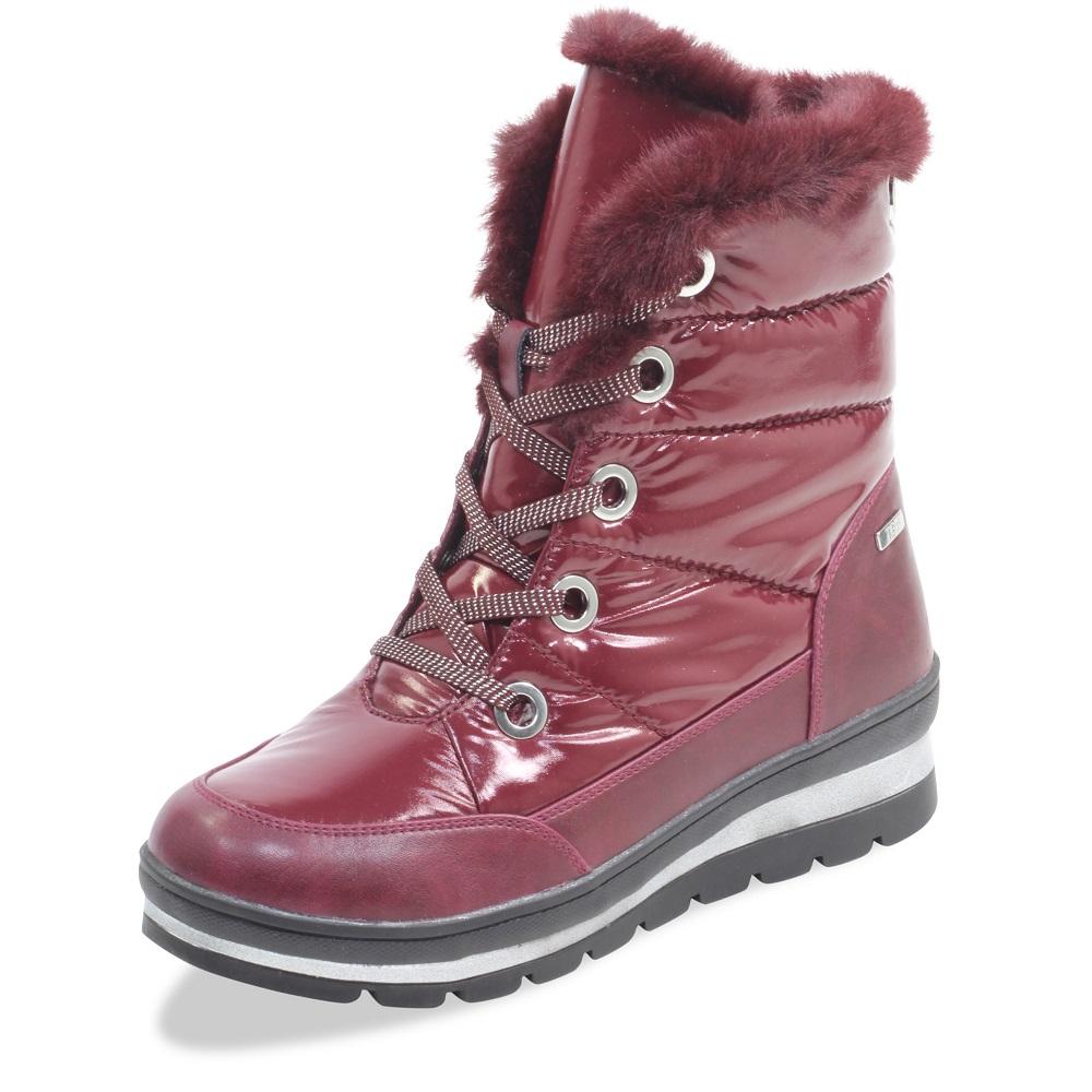 Женские дутики: ботинки к зиме
