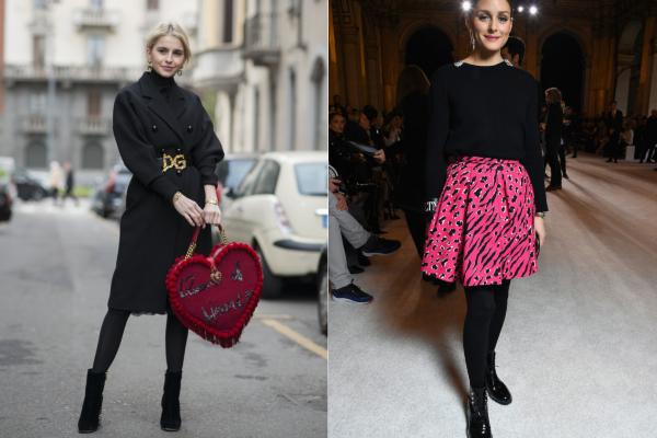 Мода на чулки возвращается | Модные тренды | Красота