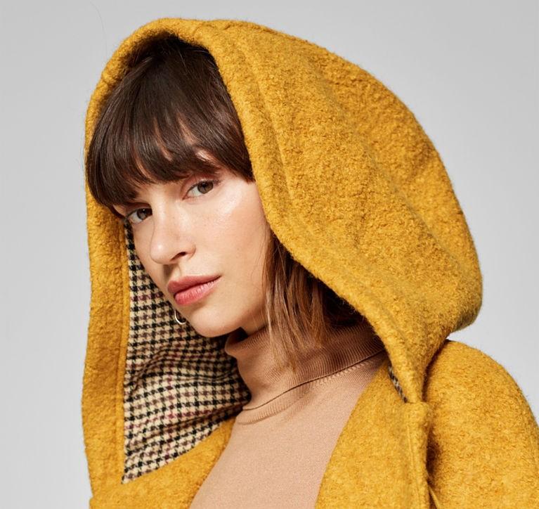 Яркий жёлтый: образы в модном цвете
