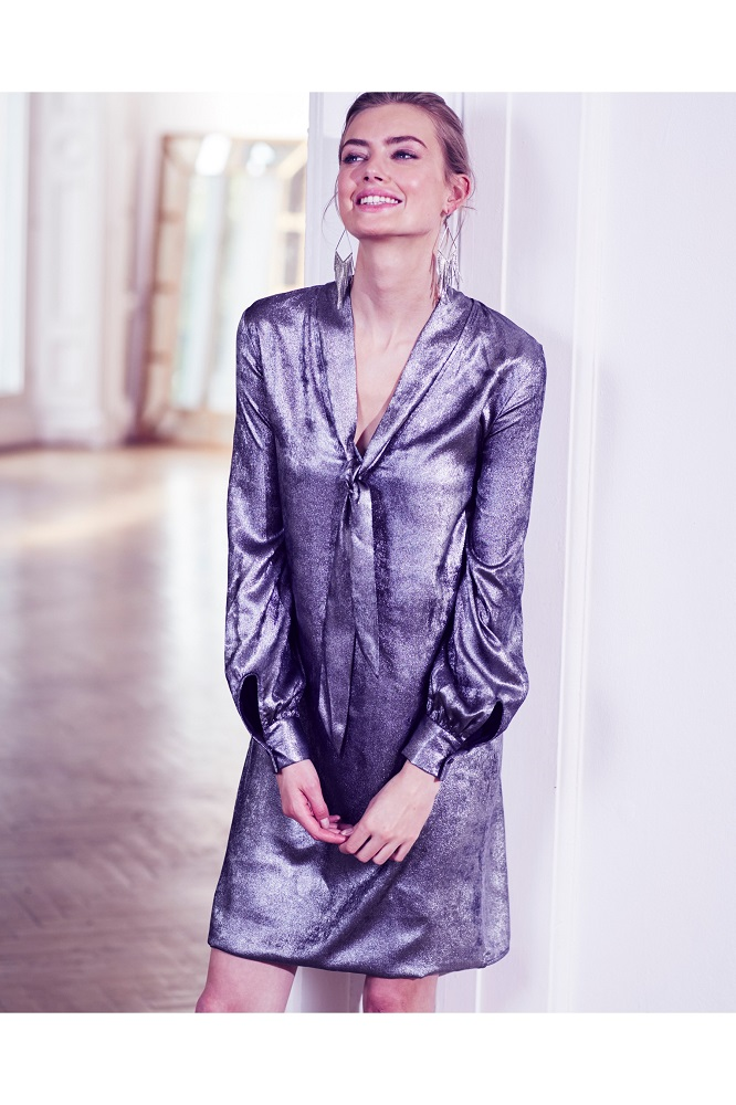 Простые идеи обновить старое платье на Новый год | Модные тренды | Красота