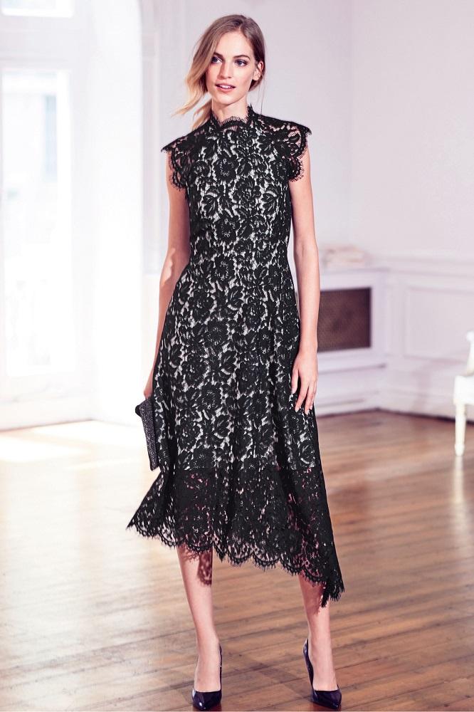 Простые идеи обновить старое платье на Новый год