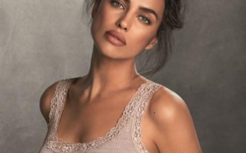 Ирина Шейк в рекламной кампании Intimissimi