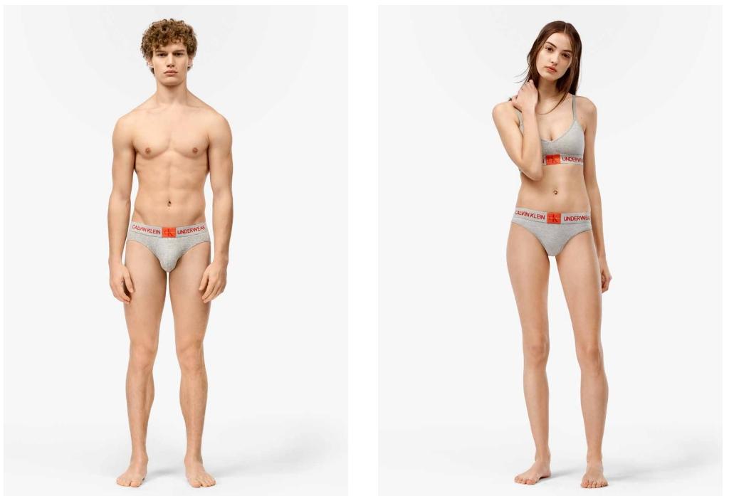 Monogram Calvin Klein Underwear