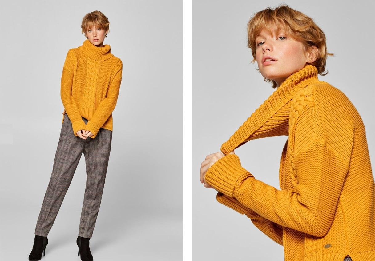 Простые способы носить свитер oversize