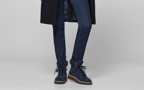 Удобные ботинки: крутые зимние модели