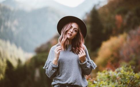 Самые модные шапки и шляпы сезона