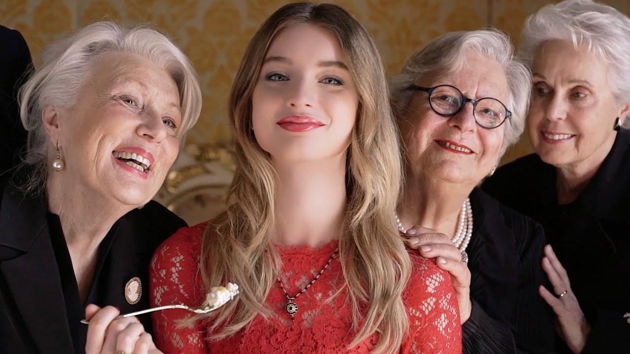 Рождественский макияж Dolce & Gabbana Sweet Holidays